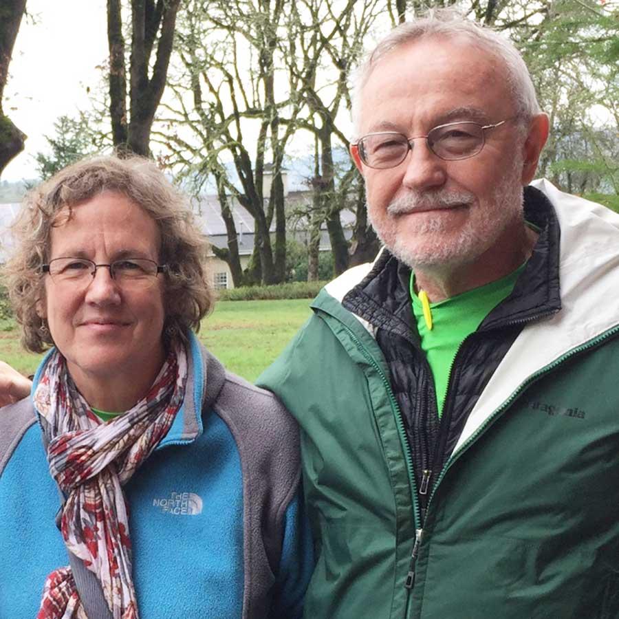 Bill and Sarah