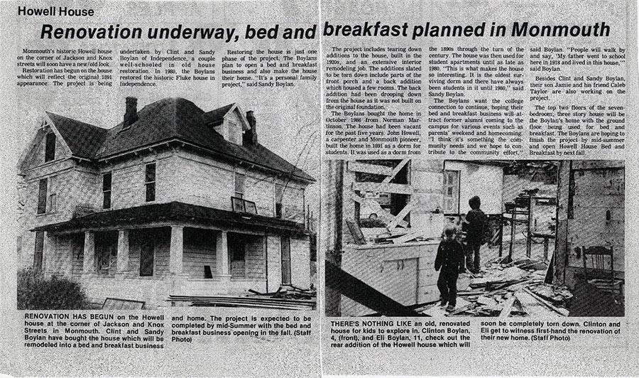 under renovation article
