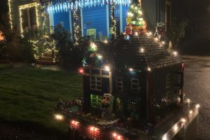 LEGO Christmas at MaMere's